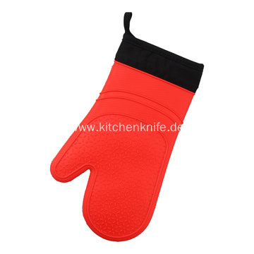 Easy Clean Silicone BBQ Cooking Gloves
