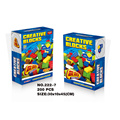 Yuming building blocks 200PCS