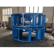 Beater Wheel for Coal Mill