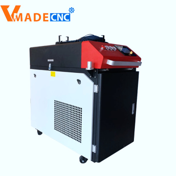 Fiber laser welding machine for stainless carbon steel