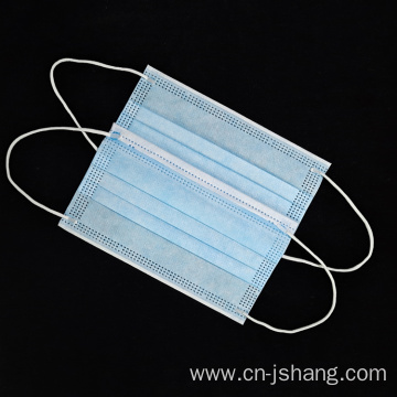 Disposable 3-Ply Breathable Face Mask