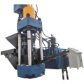 Ecohydraulic Al Grans Granules Briquetting Press Machine