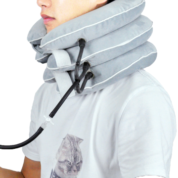 Inflatable Neck Pain Relief Cervical Vertebra Tractor