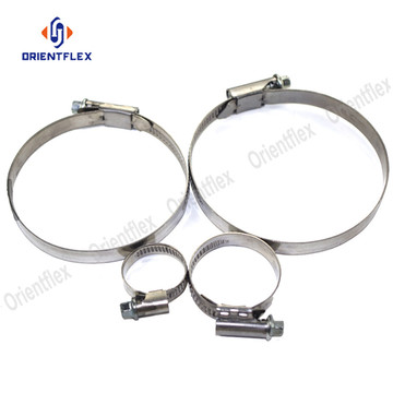 Best seller heat-resistance ss304 Germany Screw Clamp