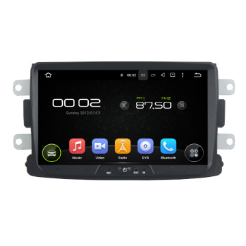 Car dvd player for Renault Duster