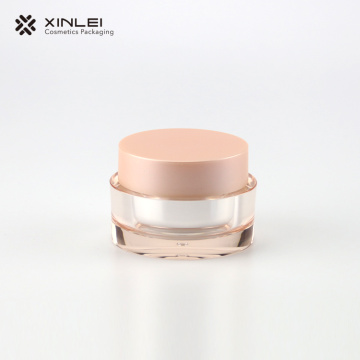50 g Double Wallled Cosmetic Plastic Acrylic Jar