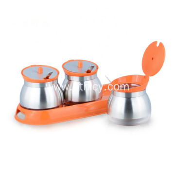 Best Stainless Steel Seasoning Spice Bottle Set