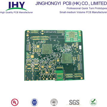 Multilayer BGA PCB Manufacturing and Assembly