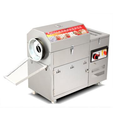new electric automatic cashew nut processing machine peanut roasting machine coffee roaster