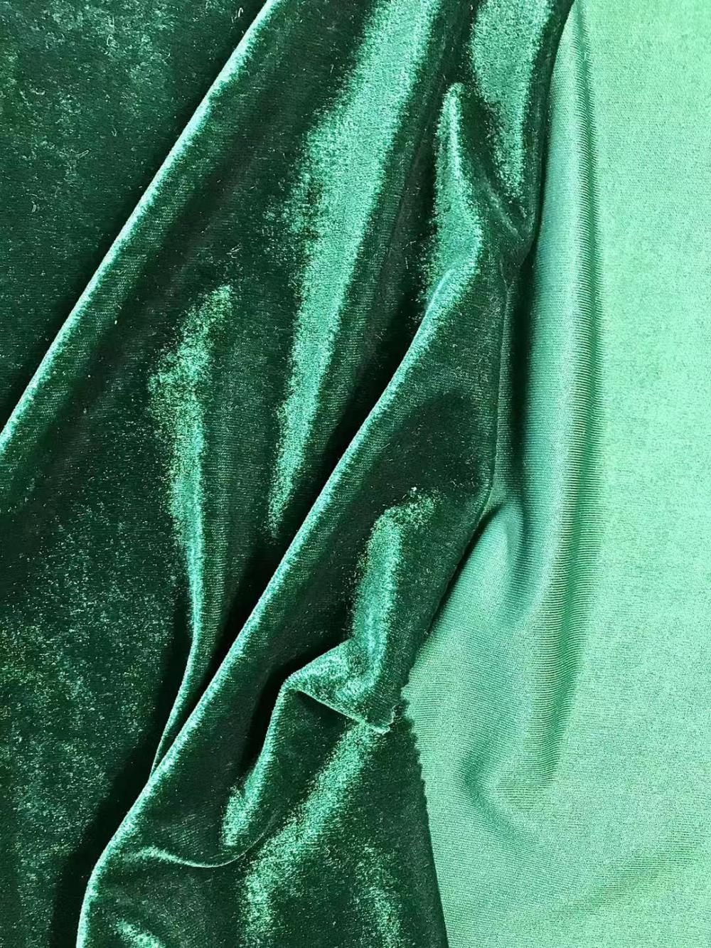 Sofa Curtain Furniture garment Velvet Fabric