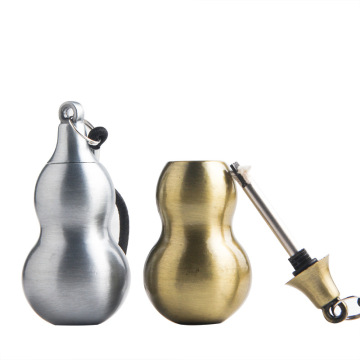 Metal Flame Permanent Match Compact Lighter Waterproof Flint Free Fire Starter Kerosene Camping Outdoor Survival Tool Key Chain
