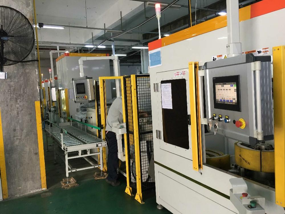 Laser Welding Line For Wm Drum