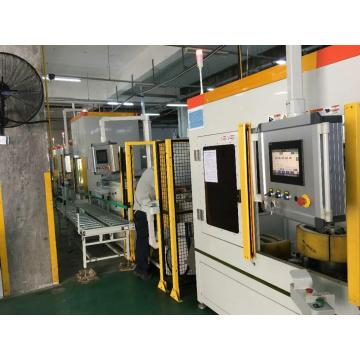 laser welding line for washing machine basket