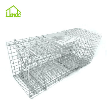 Animal Wire Mesh Trap Cage for Wild Rabbits