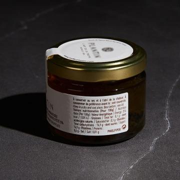 French Perigord Truffle Summer Black Truffle locust honey 90g