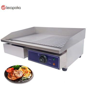 Electric Grill Griddle Comercial