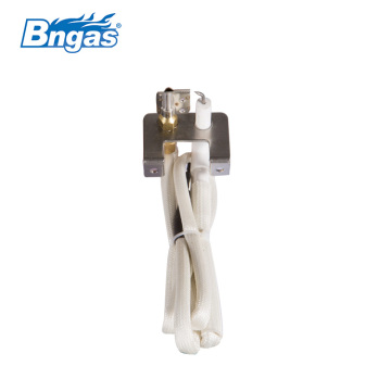 Commercial gas pilot burner assembly