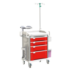 Tianao Hospital Emergency Trolley Crash Cart