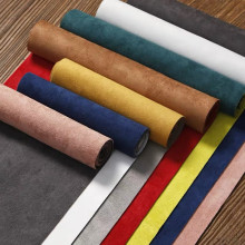 Embossed Anti-slip Elastic PVC Leather for Yoga Mat