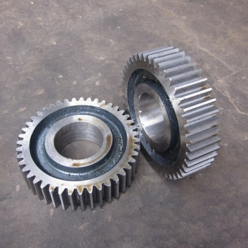 precision ring gear/ large diameter internal ring gear