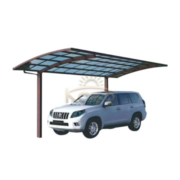 6MBus Stop Design Shelter Garage Aluminum Car Tent
