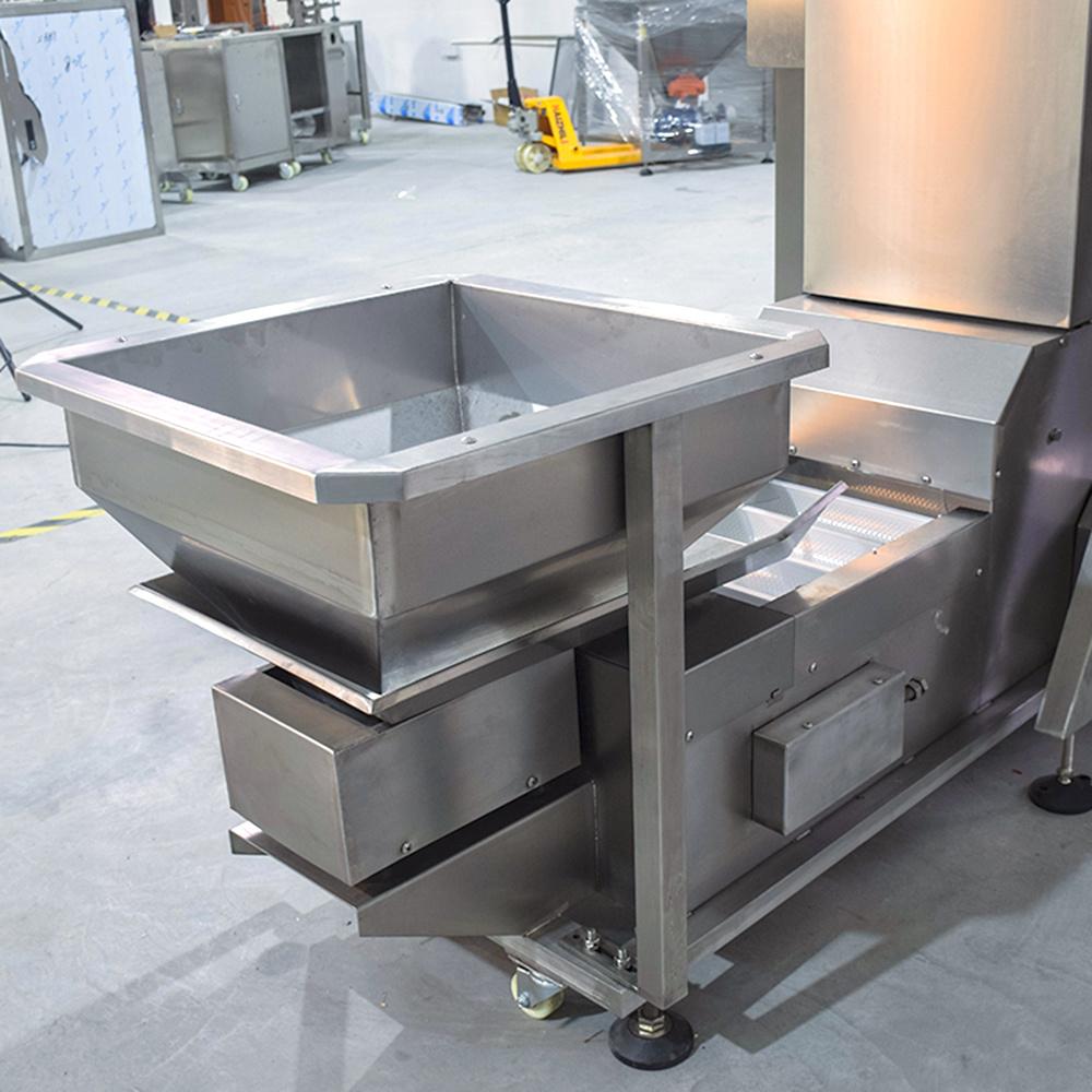 Multihead Weigher Automatic Fresh Potato Packaging Machine