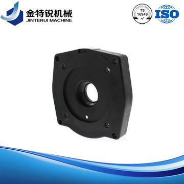 CNC Milling Motor Mounting Plate