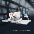Automated sewing machine for pattern