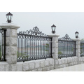 Decorative Wrought Iron Fence for Garden, Private House