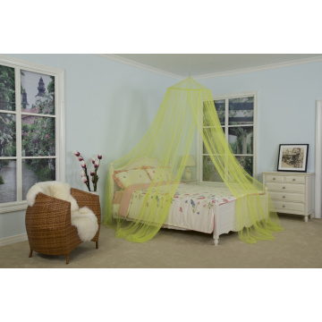 Most Popular Yellow Circular Hanging Mosquito Net