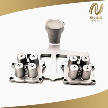 Aluminum Casting Four Circuit Protection Valve
