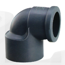 NBR5648 Water Supply Upvc Reducing Elbow 90° Grey