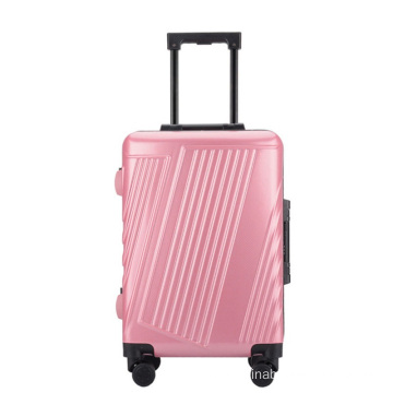 "Customized 20"" 24"" 28"" PC Trolley Luggage Sets"