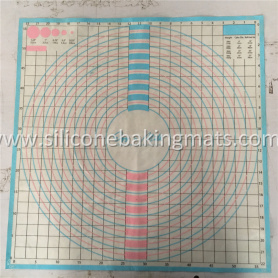 Silicone Pastry Mat With Measurements