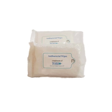 Eco Friendly Skincare Travel Pocket Cleaning Wet Wipes