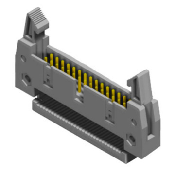 2.54mmEjector Header IDC Type without mounting Ears