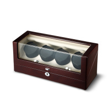 six watch roll travel case