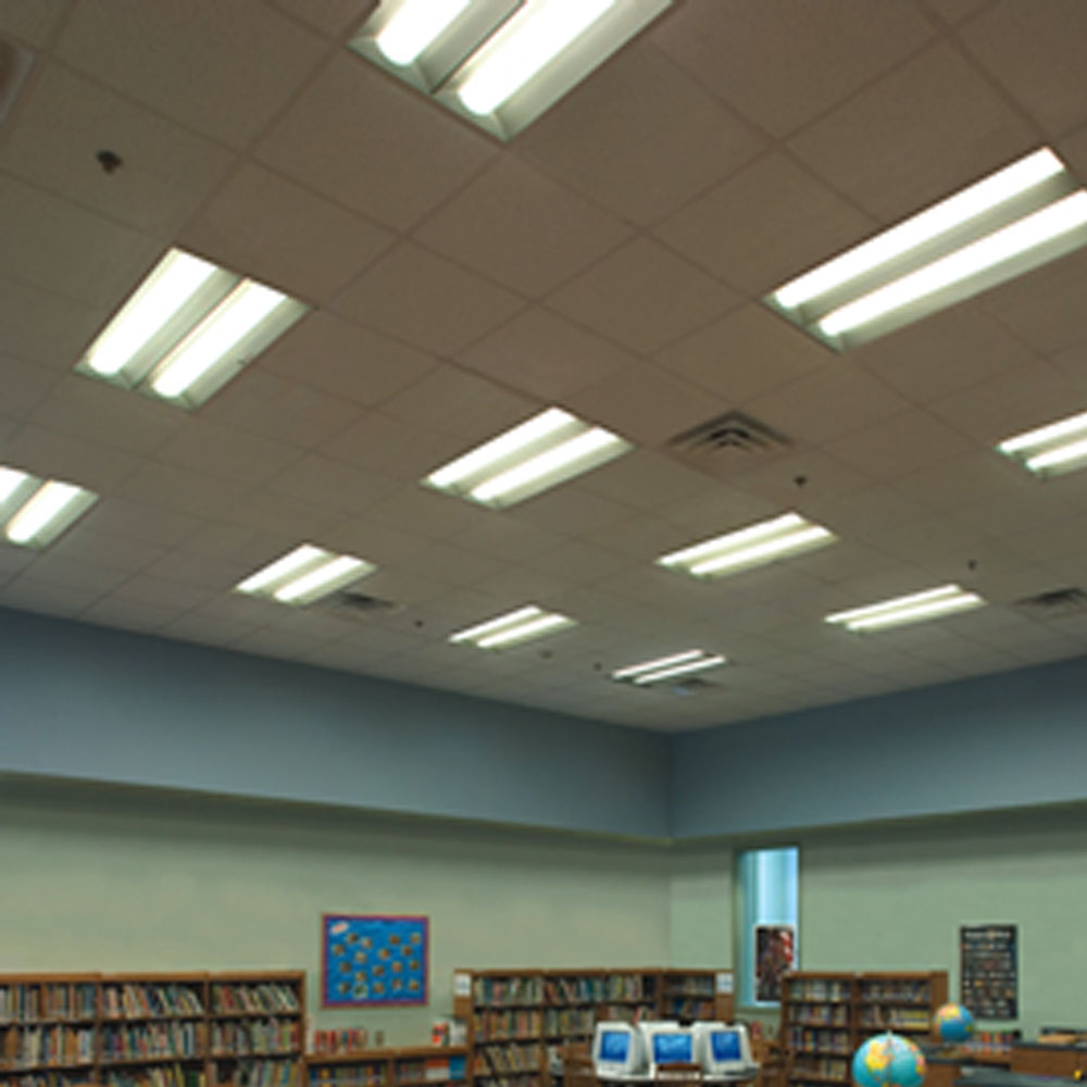 Recessed Troffer Lighting