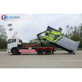 Brand New Dongfeng Garbage Container Lift Trucks