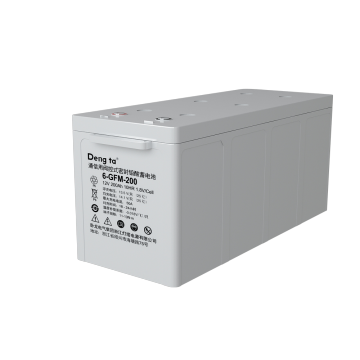 L Series Lead Acid Battery (12V200Ah)