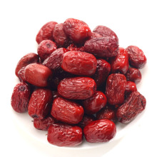 Grade Two Dark Red Grey Jujube Torkad Frukt