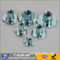 1/4-20 X 3/4 Flanged Propeller Nuts