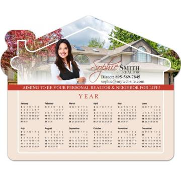 Custom Fridge Yearly Magnetic Calendar Board