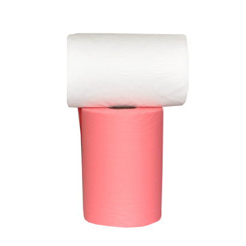 top selling white 30gsm 40g disposable  sms non-woven polypropylene fabric roll 35gm