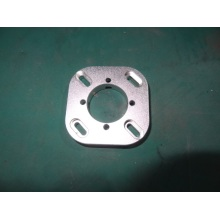 CNC machined motor holding block