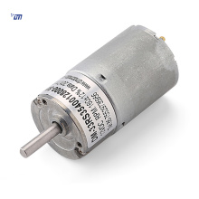 33mm 6v 12v 15rpm automation product gear motor