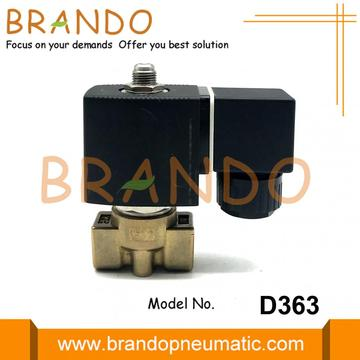 D363 3/2 Way Direct-Operated Solenoid Valve M&M Type