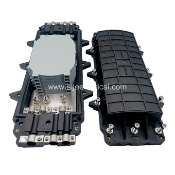 SJ-ABS-02-C Fiber Optic Splice Closure