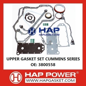 Cummins Upper Head Gasket Set 3800558