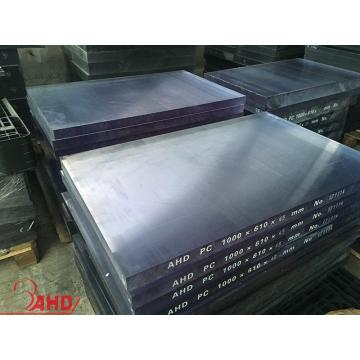 High Quality Extruded Transparent PC Polycarbonate Sheet